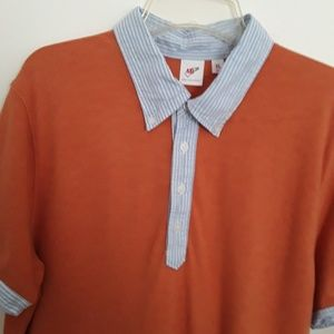 Uniqlo x Michael Bastian Mens Polo Short Sleeve XL